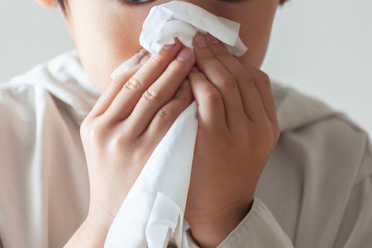 インフルエンザの感染者数と致死率
