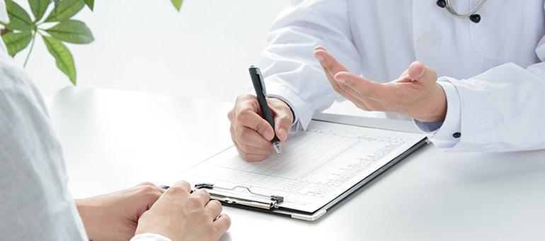 総合内科専門医による内科診断・治療